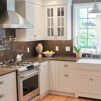 Classic design - kitchen redesign- La Crosse, WI
