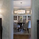 Transitional renovation - dining room renovation - La Crosse, WI